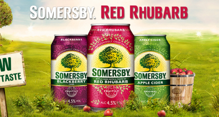 Somersby banner